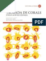 XV Trobada de Corals