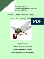 Bioinformatics Workshop