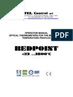 User Manual Redpoint_Pirometro