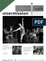 05/22/09 - Intermission [PDF]
