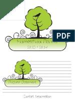 Homeschool Planner 2013/2014
