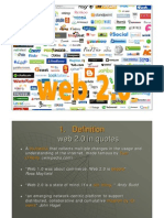 Presentation English Web20