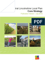 Central Lincolnshire Local Plan Core Strategy