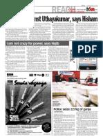 thesun 2009-05-21 page02 no action against uthayakumar says hisham