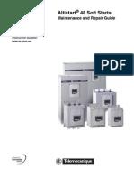 Altistart-48 Maintanance Manual