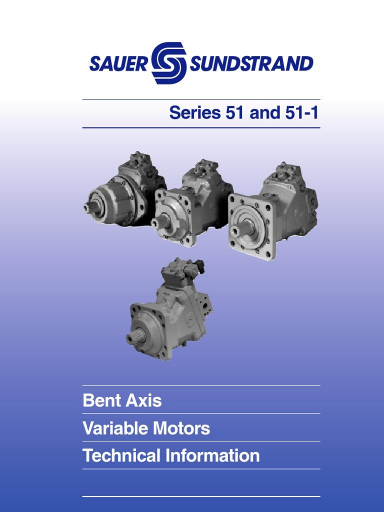 SAUER   Transmission (Mechanics)   Pump