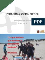 pedagogiasocio-critica-110301113758-phpapp02