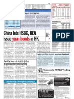 TheSun 2009-05-20 Page15 China Lets Hsb Bea Issue Yuan Bonds in Hk