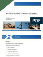 Proxim's Tsunami 8100 Just Got Better