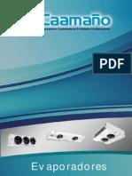 Catálogo Evaporadores 2007