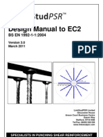 Design Manual to EC2