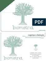 Biometria Logotipo e Manual by Hperticarati