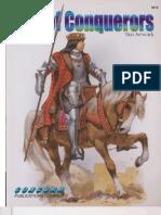 Osprey Age of Conquerors Art