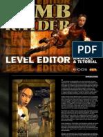 Tomb Raider Level Editor Manuale