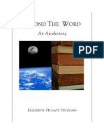 Beyond the Word an Awakening