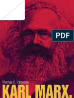130089280 Patterson Thomas C Karl Marx Anthropologist 2009