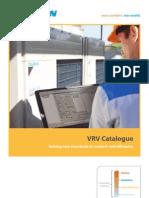 Daikin VRV Catalogue 2012_tcm511-256852