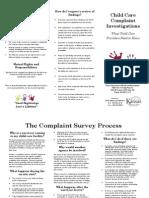 Complaint Brochure FINAL 4-2011