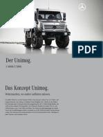 090921 Unimog Baureihe 1000er RZdt