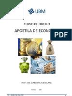 Apostila de Economia - Completa