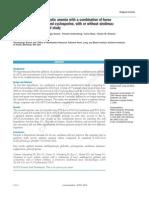 Sirolimus for Severe Aplastic Anemiadr Bagus
