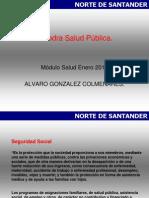 Evolucion Sector Salud - Modificado Para Enero 2013
