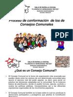 13-06-27 Conformacion de Los Consejos Comunales