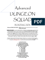 Advanced Dungeon Squad rpg