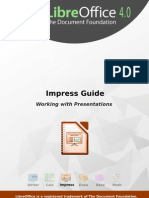 Libre Office Impress Guide