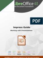 Libre Office Impress Guide