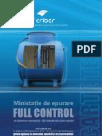 CT - Statie de Epurare FULL CONTROL
