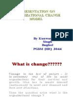 Change Models