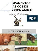 FUNDAMENTOS BÁSICOS DE NUTRICION ANIMAL[1]