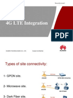 4G LTE Integration Training