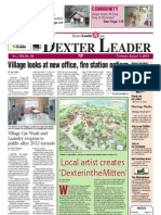 Dexter Leader Aug. 1, 2013