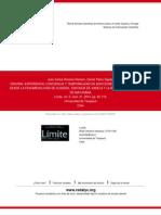 Experiencia-adicciones-Enfoque Husserl-Varela-Maturana-2010-J C Romero-D Perez Zapata-Artículo-Psicología