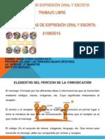 Curso Tecnicas de Expresión Oral y Escrita