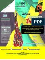 JAMBAR - Jamaica 51st Independence Sinting 2013