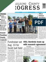 Paulding County Progress July 31, 2013