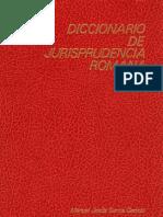 Diccionario de Jurisprudencia Romana - 3ª ed. Madrid, 1993.pdf