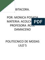 BITACORA ACOCHADOS