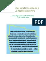 Nueva República+Capitulo XIII