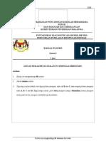 SBP BI Trial PMR Kertas 1 2013