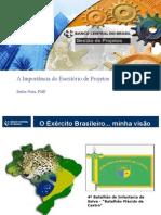 A IMPORTÂNCIA DO ESCRITORIO DE PROJETOS