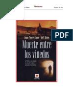 Alaux Jean Pierre - Muerte Entre Los Vi±edos
