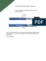 Informacion Para Medir Cable Fieldbus Foundation