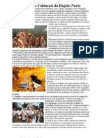 Aspectos Culturais das Regiões N, ND, CO, SD, S