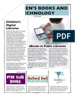 Children's Books and Technology