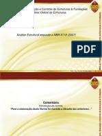 Aula 02 - Análise estrutural segundo a NBR 6118 (2007)