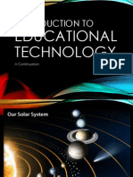 Systematic Approach to Teaching Report